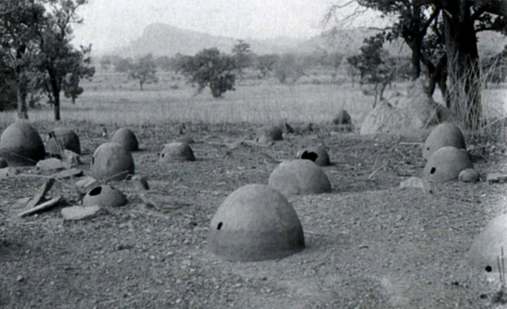 Fig. 4. Un cimetière. D'après Sewane 2003, Photo 30
