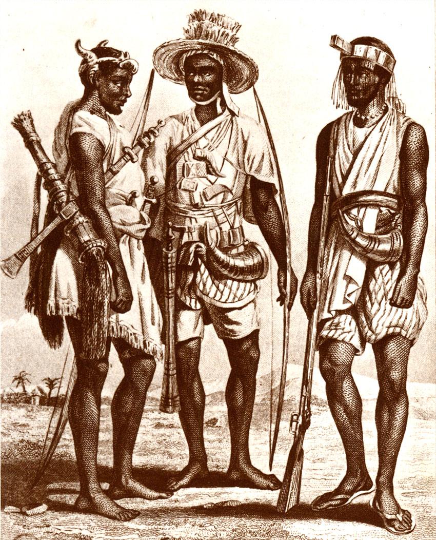 Guerriers sénégambiens