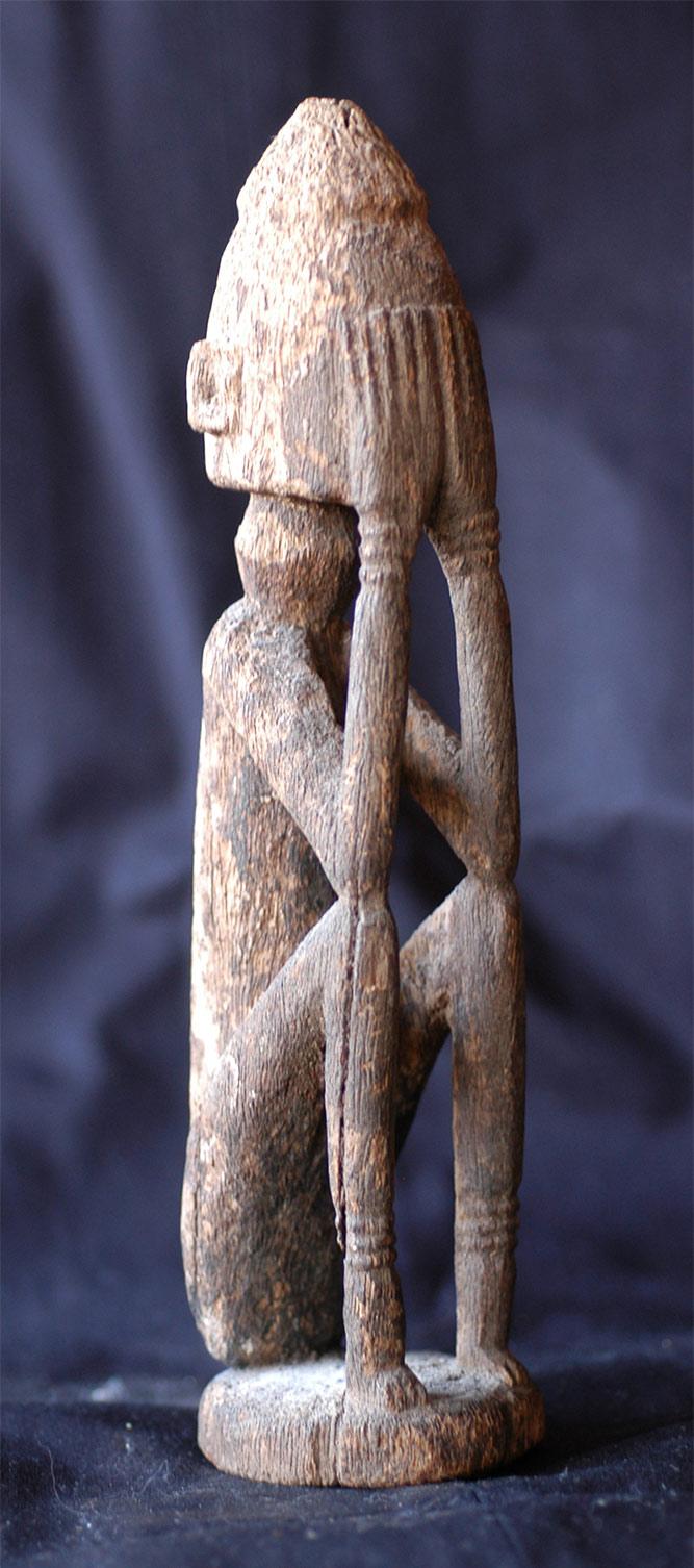 Statuette de style Kambari