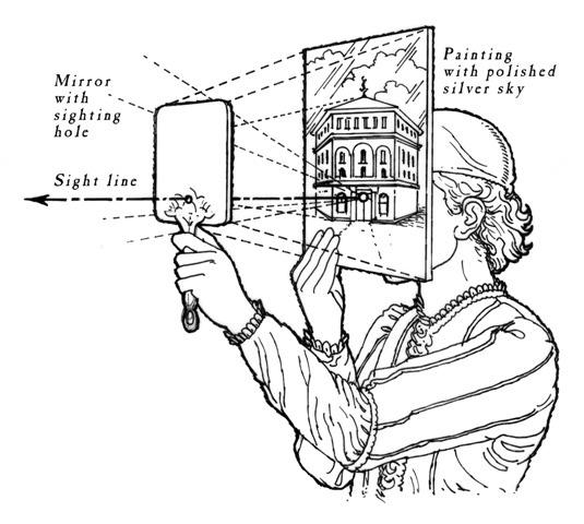 La tablette de Filippo Brunellesci.