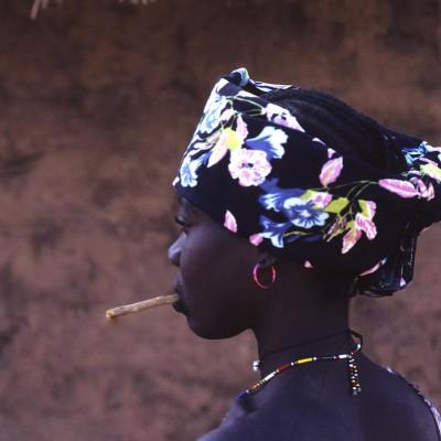 Santhiou Kohel : femme toucouleur
