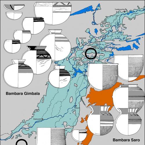 Traditions Bambara du Delta intérieur et des marges deltaïques (forgerons des Bambara)