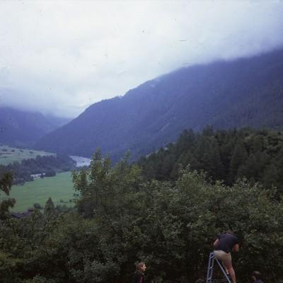 Sembrancher-les Fourches 1971