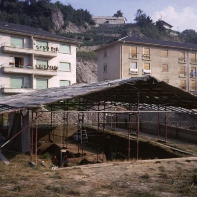 Sion-Petit Chasseur 1969