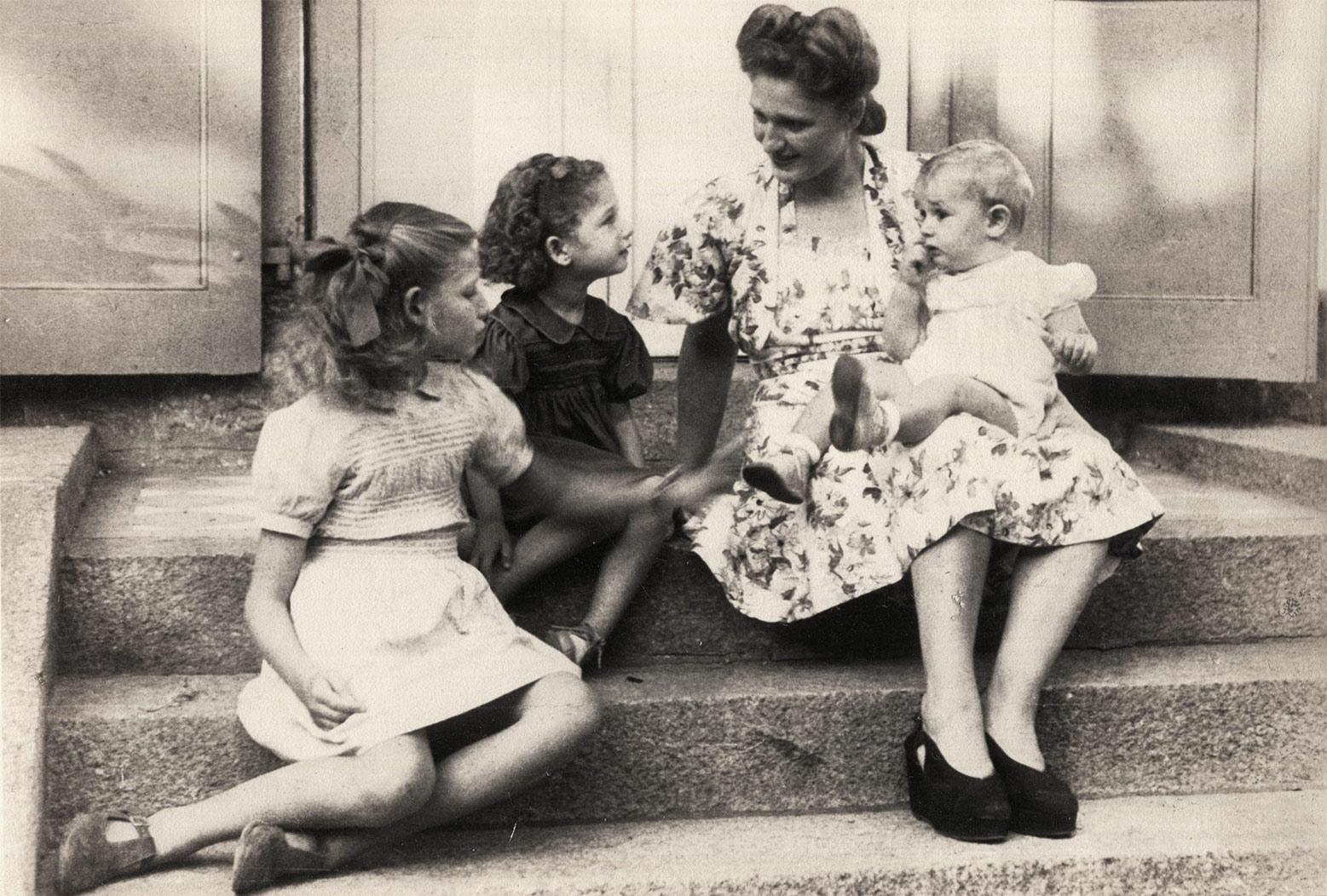Les filles de la famille Engleson