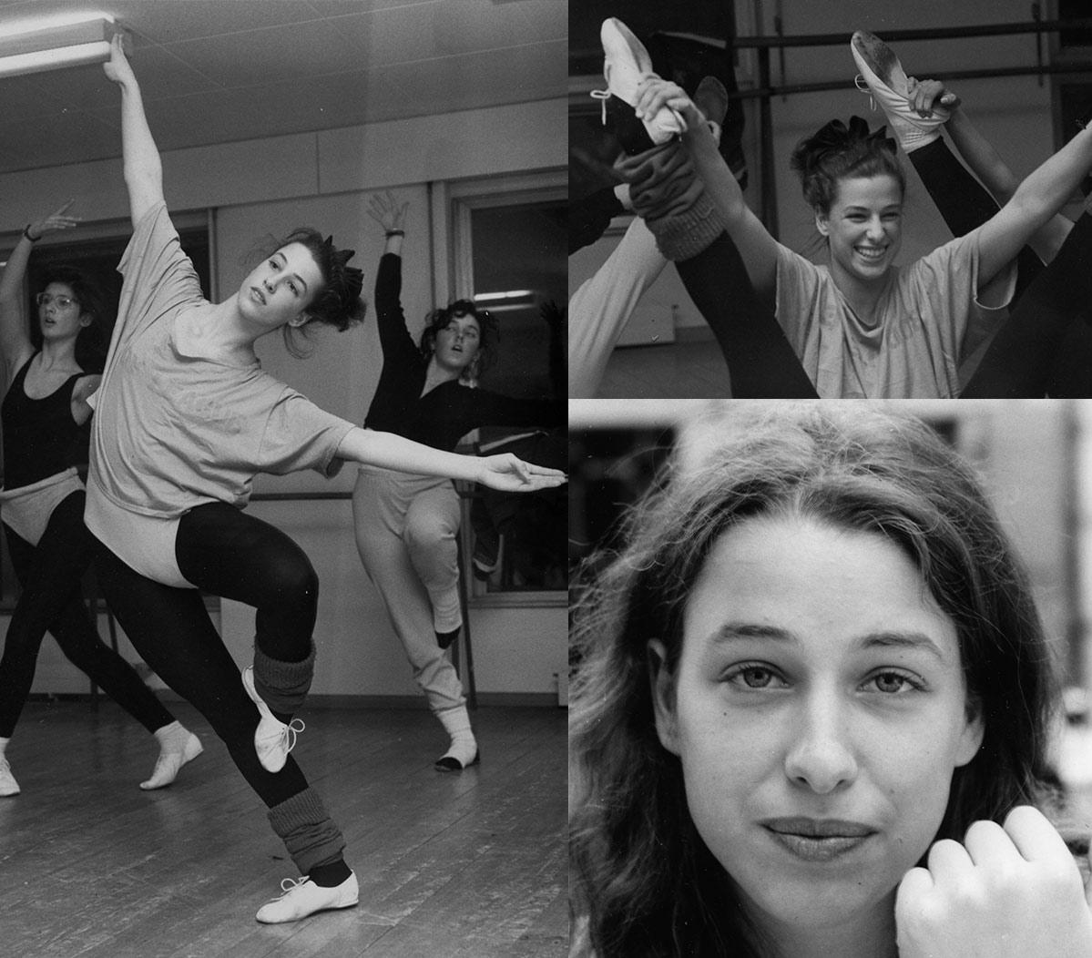 Myriam : la danse, avant et toujours (photos Sud-reportage, Genève)