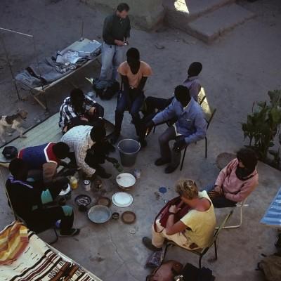 Kirchamba : le camp