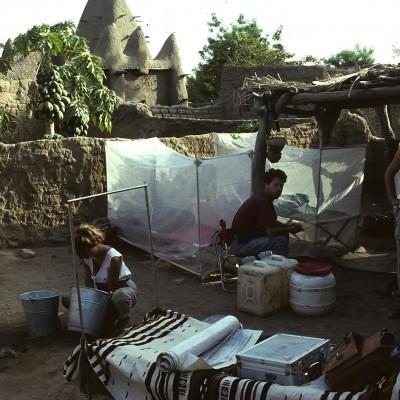 Camp à Niénémou