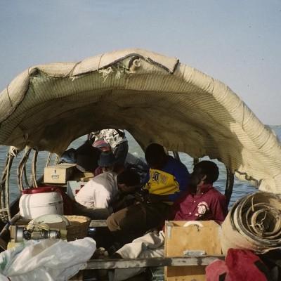 En route sur le Niger