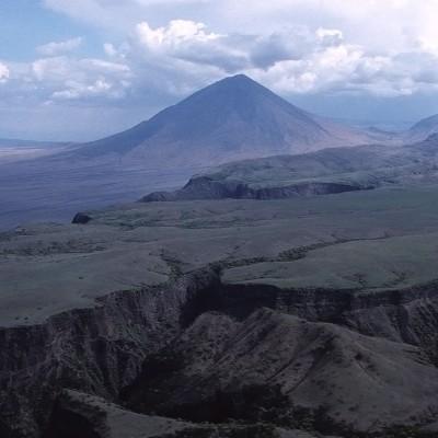Bord de la Rift valley et Lengaï