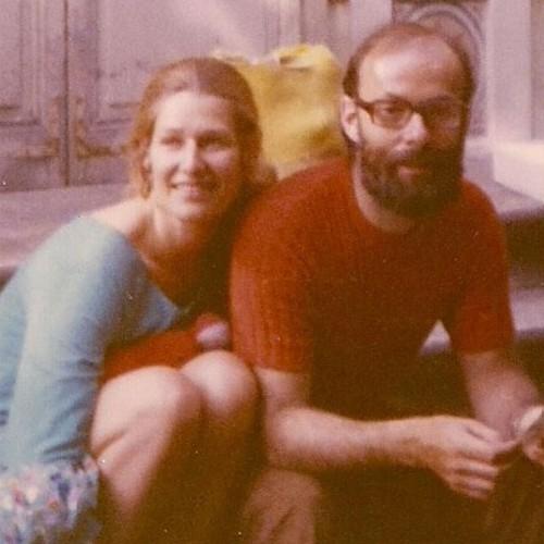 Alain et Edith années 70