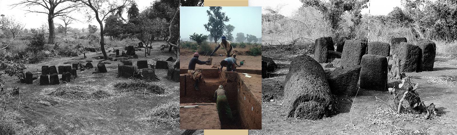 La nécropole mégalithique de Santhiou Kohel (Sénégal)